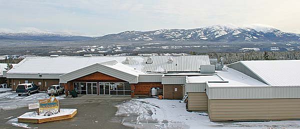 Mt. McIntyre Recreation Centre