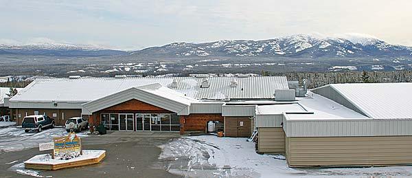 Mcintyre Ski Area. Mt. McIntyre Recreation Centre